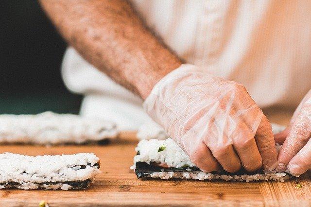 Sushi - zdrowe i znane danie