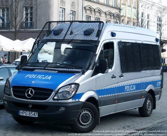 Policja Jastrzębie-Zdrój: Obywatelskie ujęcie nietrzeźwego kierującego