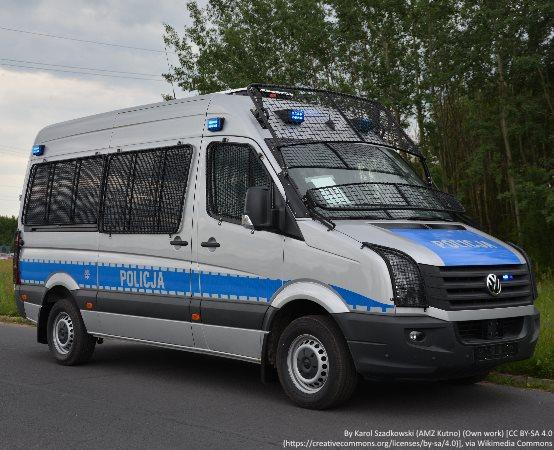 Policja Jastrzębie-Zdrój: Drugi ze sprawców rozboju na katowickim hokeiście zatrzymany