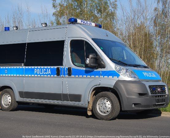 Policja Jastrzębie-Zdrój: Nadmierna prędkość znów przyczyną zdarzenia