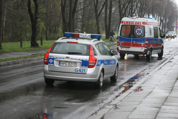 """Policja Jastrzębie-Zdrój: 75-letni kierowca namierzony przez grupę """"SPEED"""""""